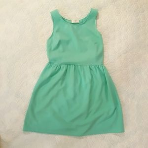 Everly Mint Sundress